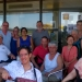 Repas de la délégation - juillet 2015
